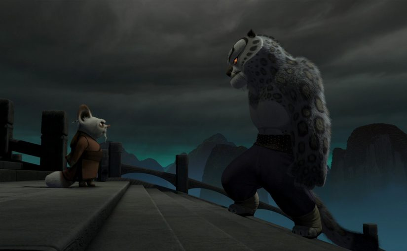 Kung Fu Panda and the Peace of Confession